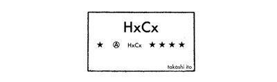 HxCx takashi ito