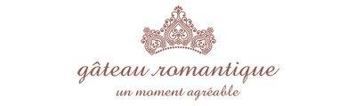 gateau romantique