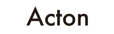 Acton / Acton / アクトン / あくとん