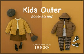 [DOORS]Kids Outer 2019-20 AW