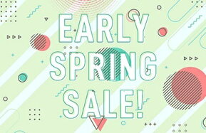 【coca】EARLY SPRING SALE!!!