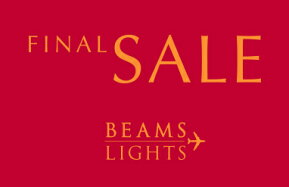 【BEAMS LIGHTS】