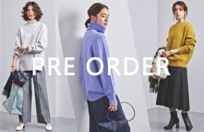 [UNITED ARROWS] PRE ORDER