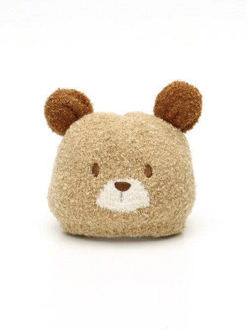 赤ちゃんクマさん帽子の画像