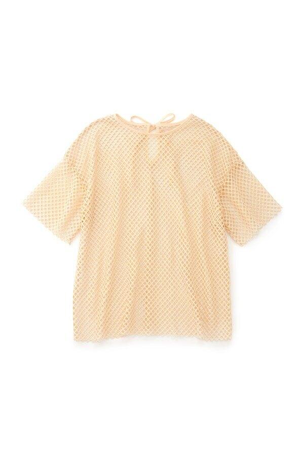 Ray BEAMS / メッシュ ビッグ Tシャツ
