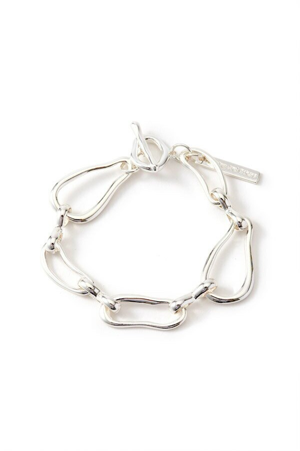 Distorted Motif Bracelet