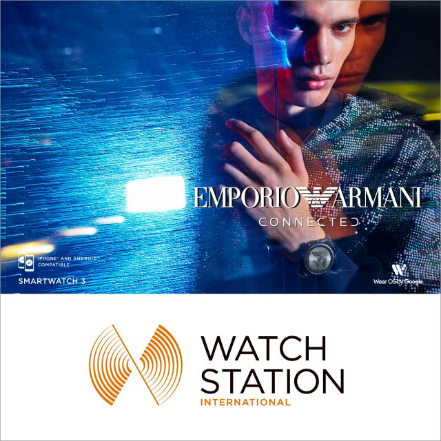 【MD】Watch Station International