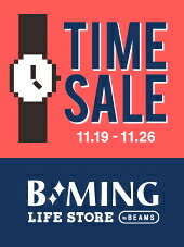 [B:MING LIFE STORE by BEAMS]B:MING LIFE STORE by BEAMS TIME SALE!!