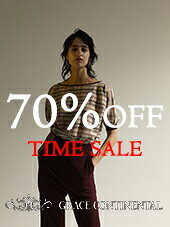 [GRACE CONTINENTAL]★★SALE全品70%OFF!!★★TIME SALE実施中♪