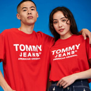 【TOMMY HILFIGER】TOPICS PRICEロゴTシャ☆4000yen(+tax)