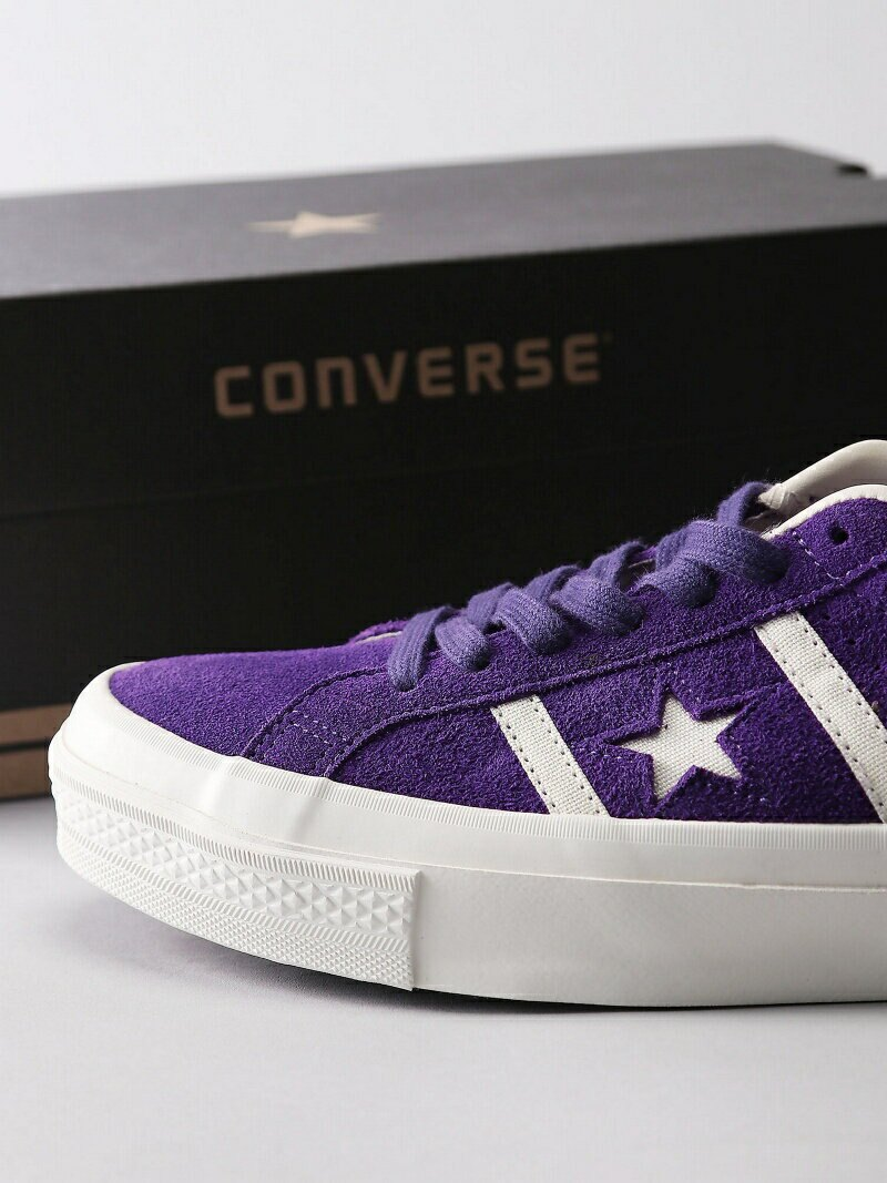 CONVERSE / STAR & BARS SUEDE BEAMS ビームスの画像